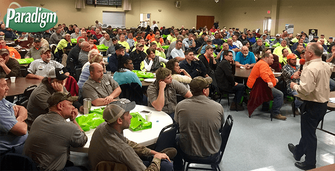 Contractor Safety Meetings